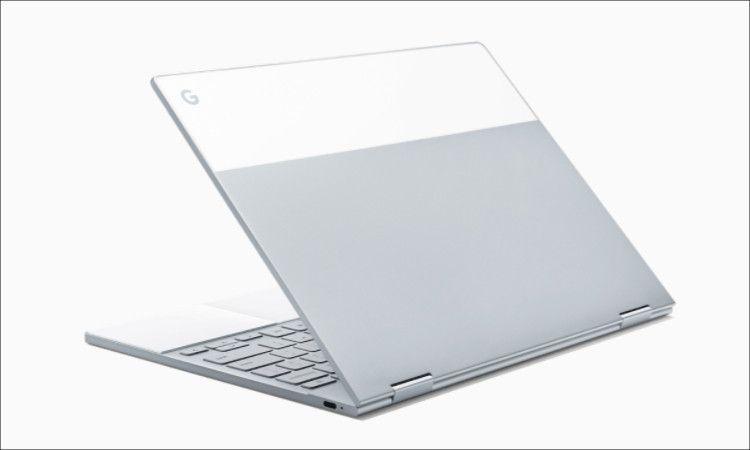 Google Pixelbook 天板