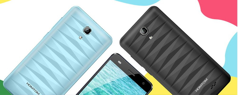 HOMTOM HT26 Colors
