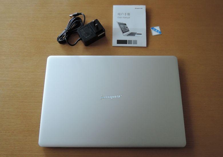 Jumper EZbook 3L Pro 同梱物