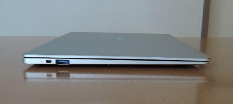 Jumper EZbook 3L Pro 左側面