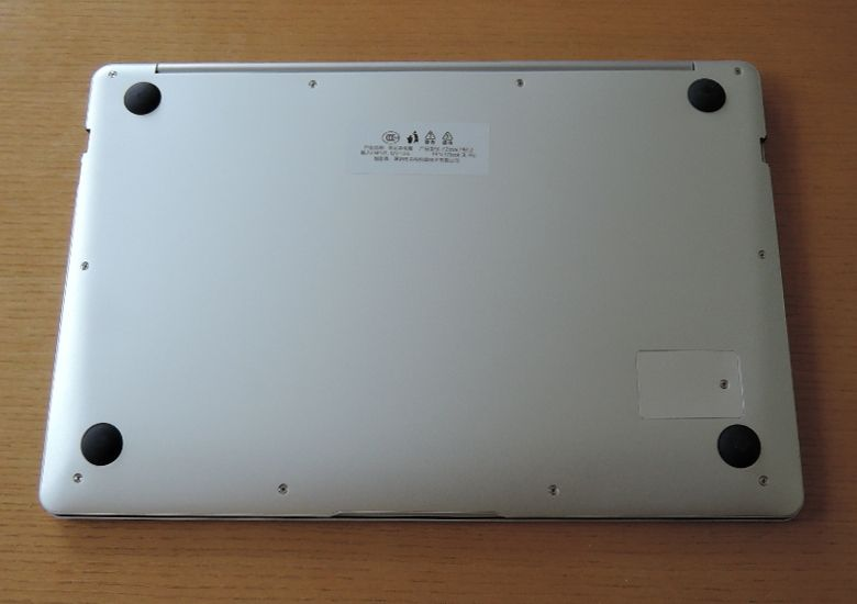 Jumper EZbook 3L Pro 底面