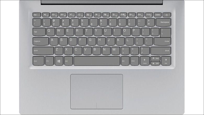 Lenovo ideapad 120S(14型)キーボード