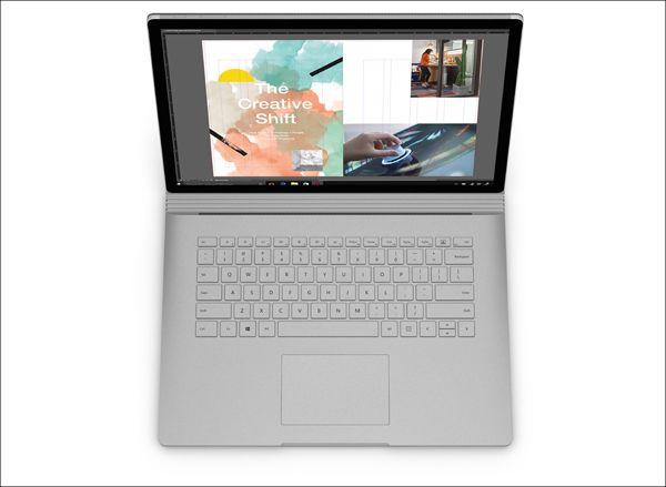 Microsoft Surface Book 2 15インチ