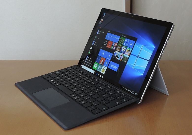 microsoft surface pro lte core i5. Black Bedroom Furniture Sets. Home Design Ideas