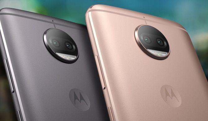 モトローラ Moto G5S Plus カメラ