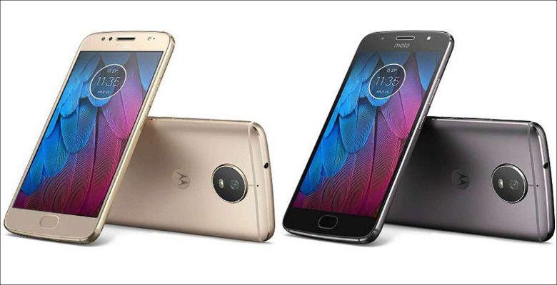 Motorola Moto G5s 筐体色