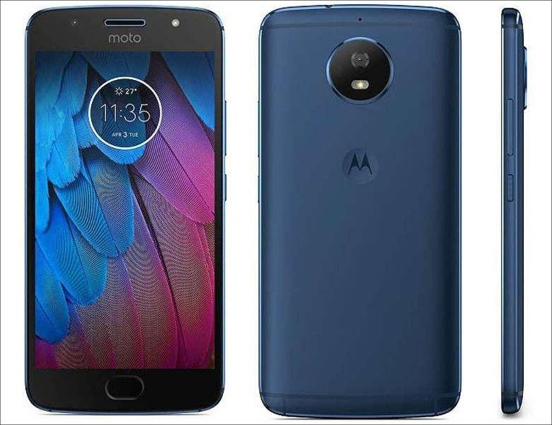 Motorola Moto G5s 筐体