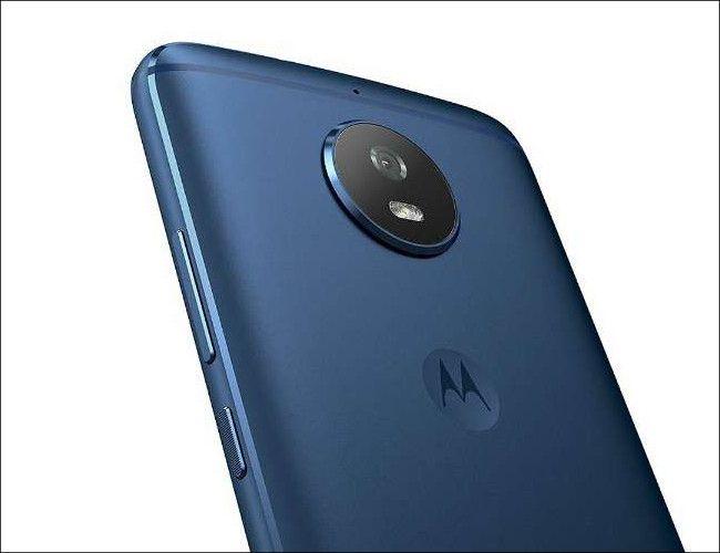 Motorola Moto G5s カメラ