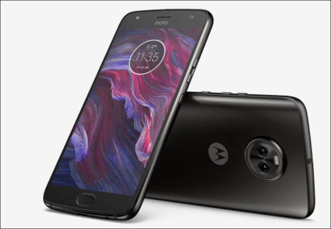 Motorola Moto X4 筐体2
