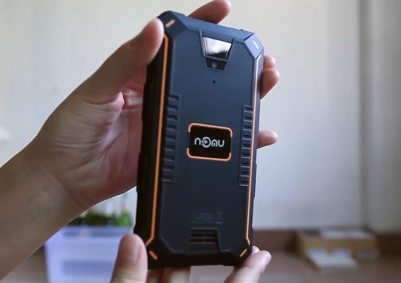 NOMU S10 Pro 耐久テスト