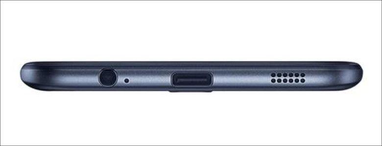 SAMSUNG Galaxy C7 Pro 下面