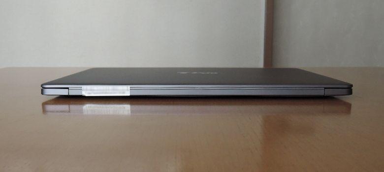 T-bao Tbook4 背面