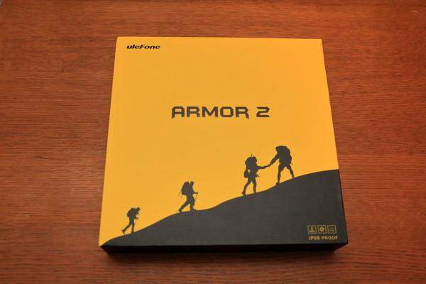 Ulefone Armor 2 外箱1