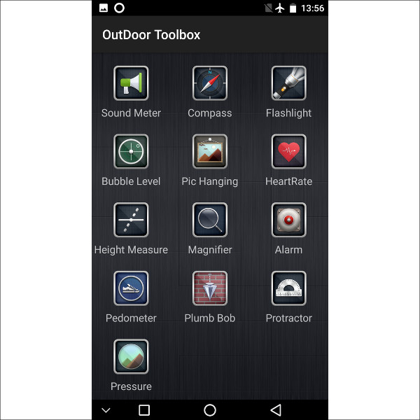 Ulefone Armor 2 独自アプリ