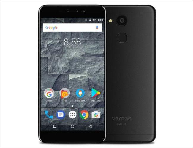 Vernee M5 ブラック