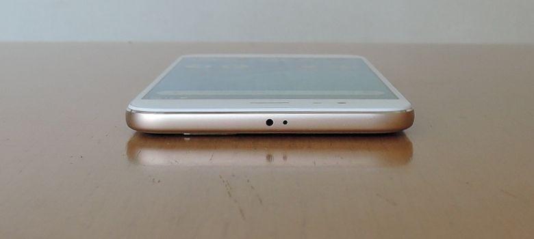 Xiaomi Mi A1 マイクと赤外線ポート