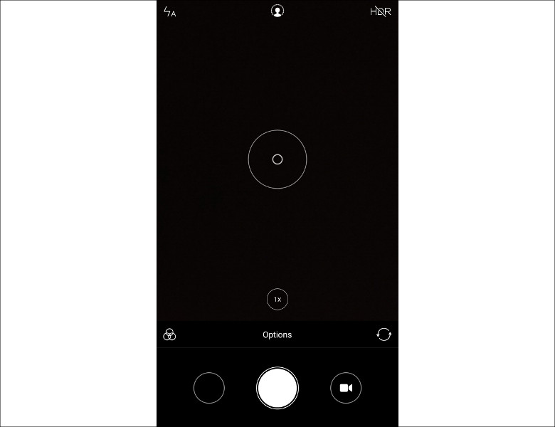 Xiaomi Mi A1 カメラアプリ