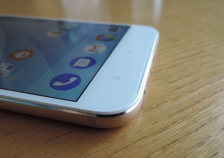 Xiaomi Mi A1 センサーボタン