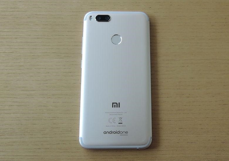 Xiaomi Mi A1 Android Oneのロゴ
