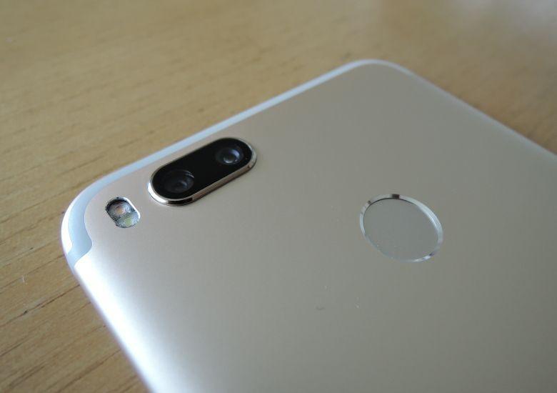 Xiaomi Mi A1 メインカメラ