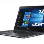 acer Spin 5 - 13.3インチのキーボード非分離型2 in 1、ハイスペックで手書き入力も可能!