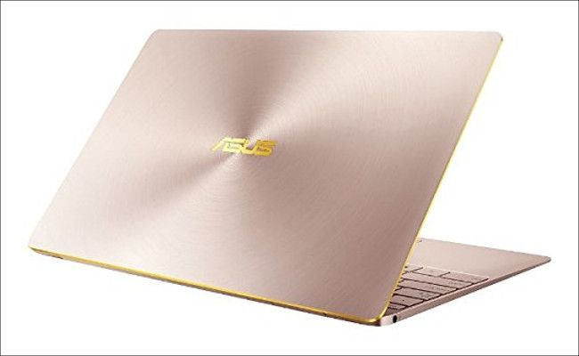 ASUS ZenBook3 UX390UA-GS074T 天板