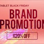 セール情報 - Banggoodのブラックフライデー、タブレットが在庫処分価格になっていますよ!