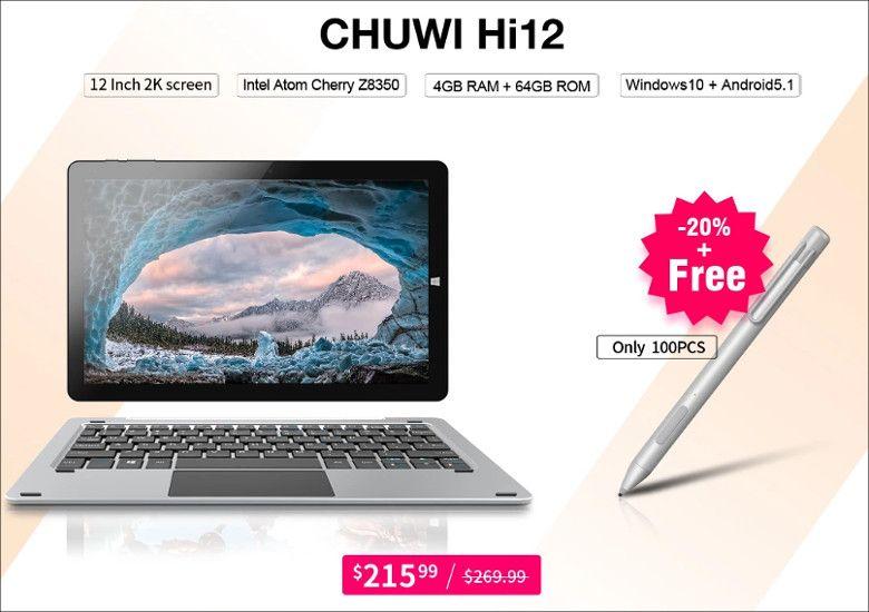 CHUWI Hi12