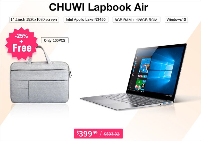 CHUWI LapBook Air