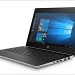 HP ProBook 430 G5 - 13.3インチでLTE対応のモバイルノート、これぞビジネスマシン!