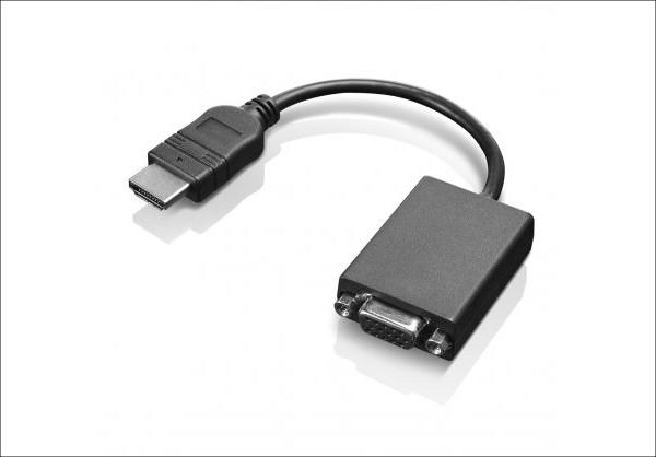 Lenovo HDMI-VGAアダプタ-