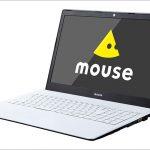 マウス m-Book B504E / B504H - 15.6インチ、こんどのCM記念限定モデルはハイスペックモデルもあるよ!