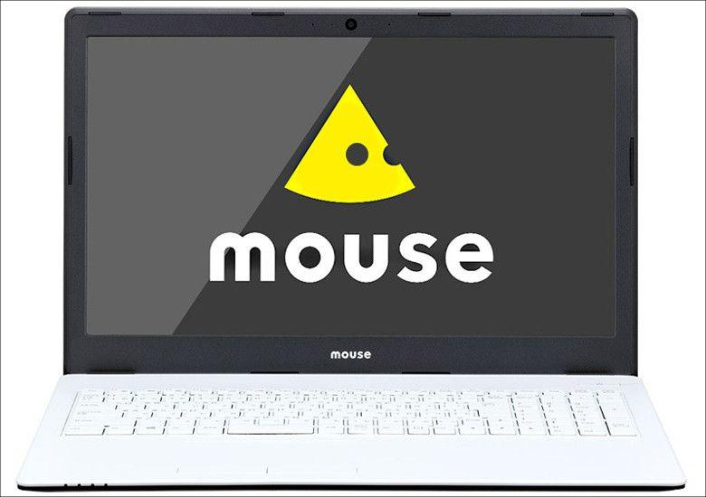 マウス m-Book B504 正面