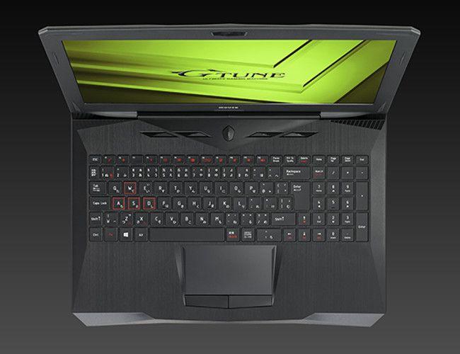 マウス NEXTGEAR-NOTE i5550 キーボード
