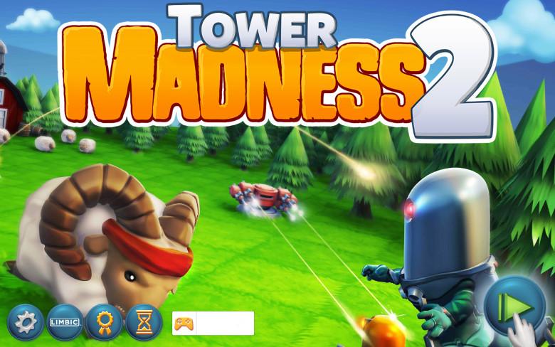 Teclast T8 Tower Madness