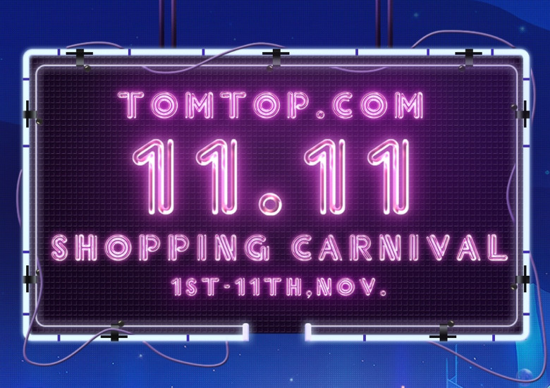 TOMTOP 1111セール