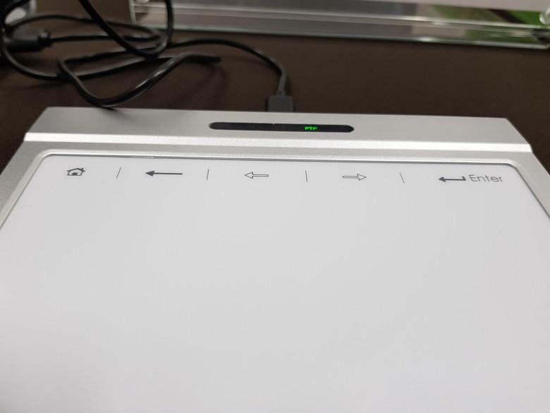 USB高精度ジェスチャータッチパッド
