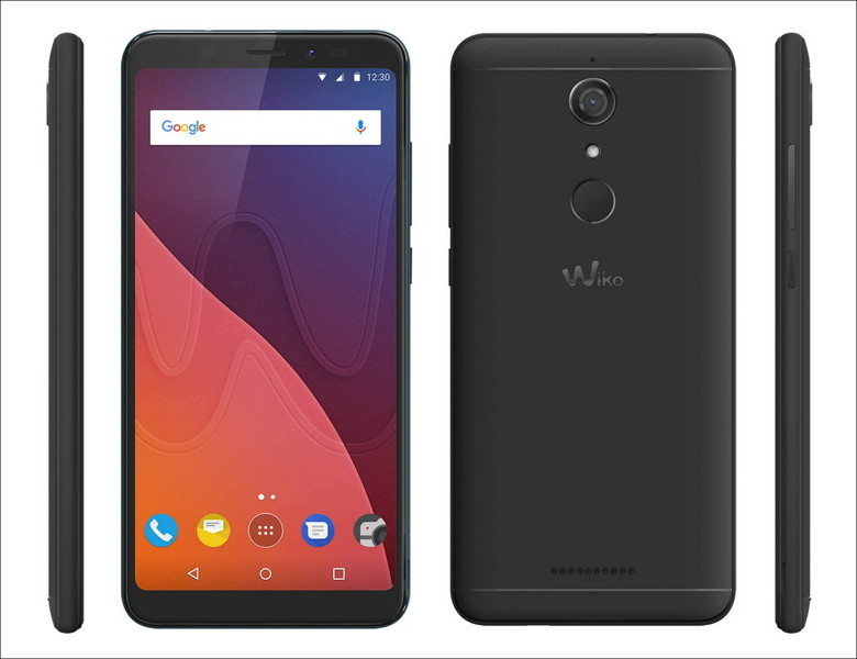Wiko View 筐体