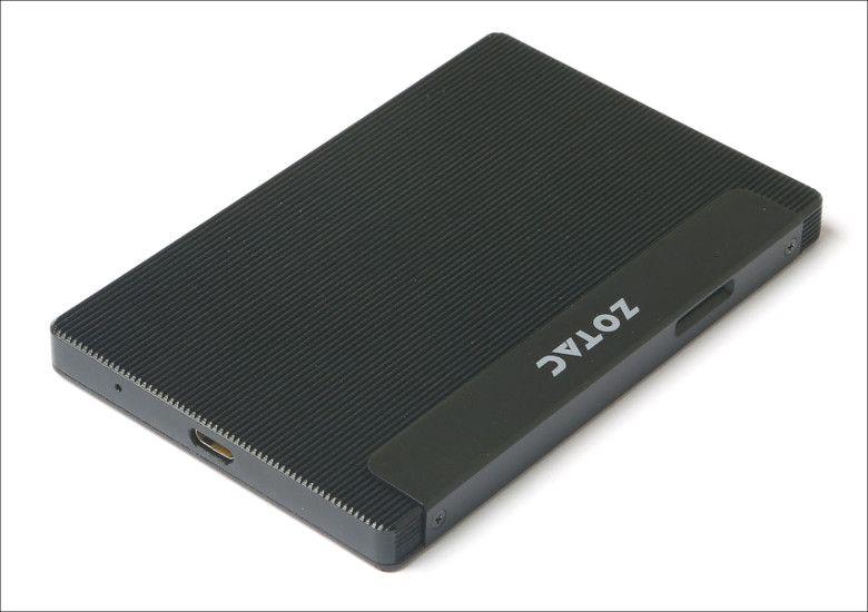 ZOTAC ZBOX PI225 筐体