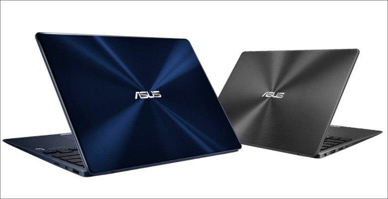 ASUS ZenBook 13 UX331UN 筐体色