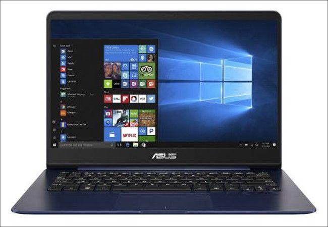 ASUS ZenBook 14 UX430UA 正面