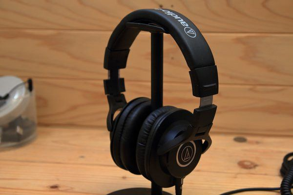 audio-technica ATH-M40x 本体