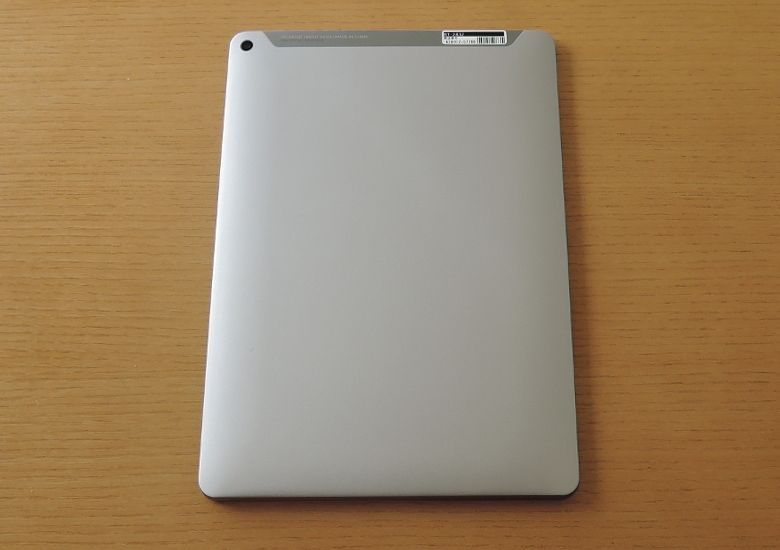 Diginnos Tablet DG-A97QT 背面