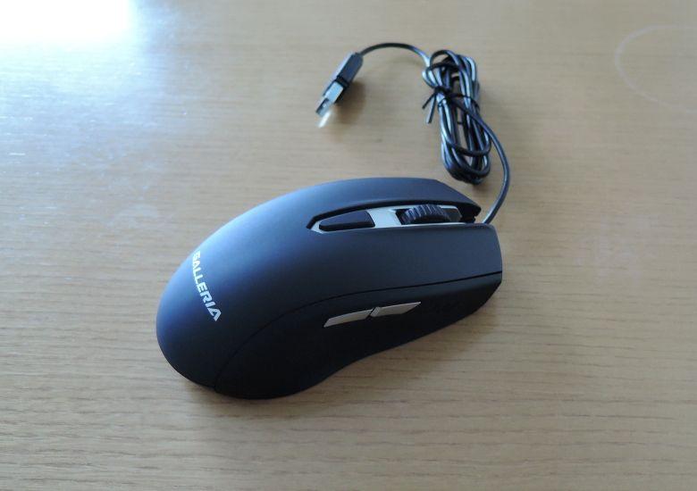 ドスパラ GALLERIA Mini 1060 マウス