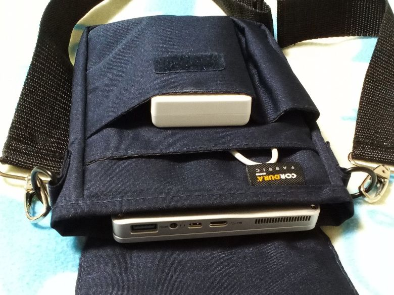 GPD Pocketを出張に!