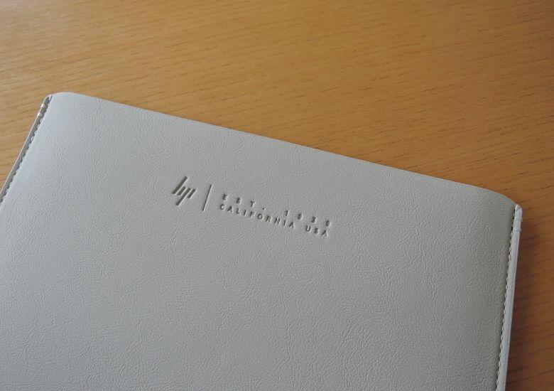 HP Spectre 13(2017年11月モデル)スリーブ2