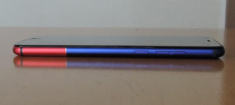 Ulefone T1 Premium 右側面