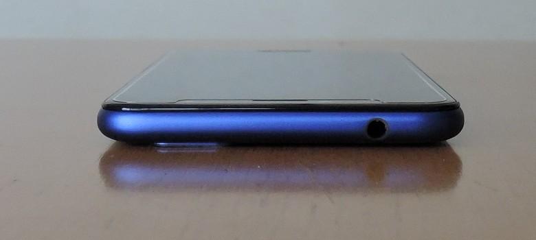 Ulefone T1 Premium 上部