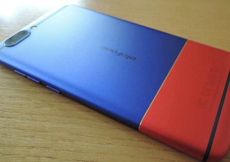 Ulefone T1 Premium Top