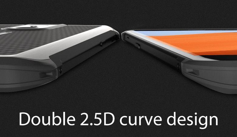 Vernee Active 2.5D曲面